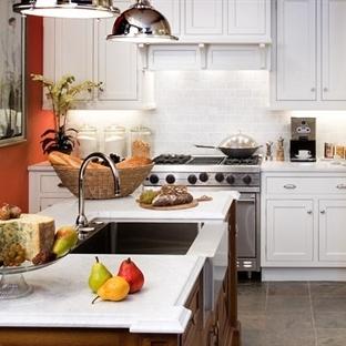 Country mutfak dekorasyonları