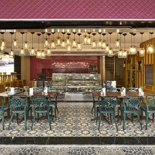 David Guerra'dan La Galette Cafe Aydınlatma