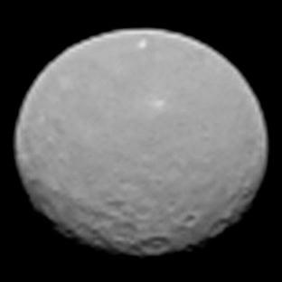 Dawn Adım Adım Ceres'e Yaklaşıyor