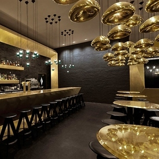 Design Research'den Londra'da Barbecoa Restaurant