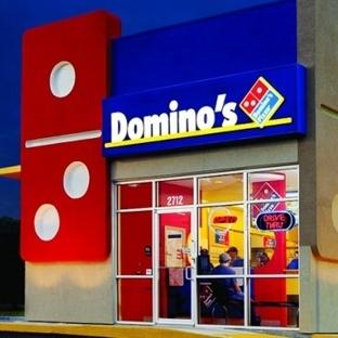 Domino's'un İçinden Kıl Çıktı!