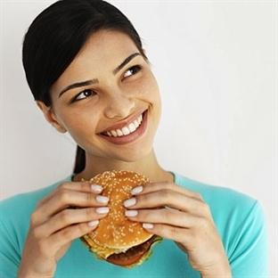Doz Diyet ile hamburger bile yiyebilirler