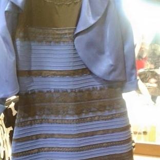 Dünyanın konuştuğu o elbisedeki sır ne?
