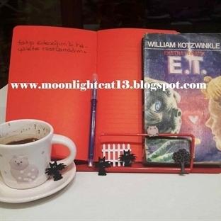 E.T - William Kotzwinkle * Kış Okuma Şenliği 2014-