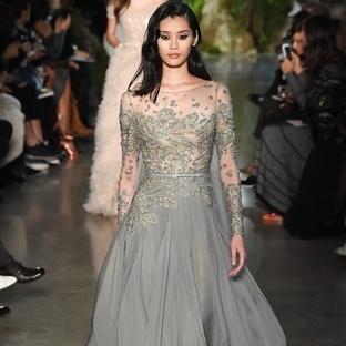 Elie Saab 2015 İlkbahar/Yaz Couture Koleksiyonu