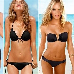 En iyi bikini vücudu sizce kimin?