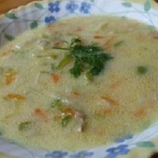 Etli Terbiyeli Sebze Çorbası Yapımı
