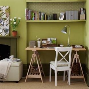 Evinizdeki Çalışma Köşeleri İçin 15 Öneri