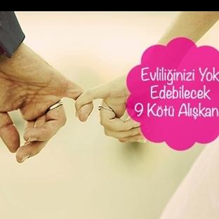 Evliliğinizi Yıkabilecek 9 Kötü Alışkanlık