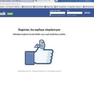 Facebook'ta Engelleyenleri Görmek