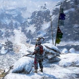 Far Cry 4 için yeni DLC: Valley of the Yetis!