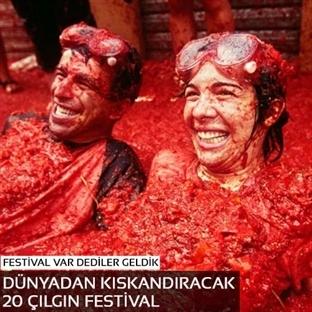 Festival Var Dediler Geldik