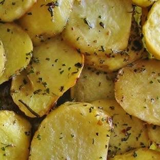 Fırında baharatlı patates kızartması nasıl yapılır