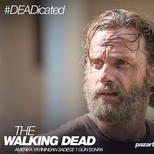FX ile The Walking Dead Setine Gitmeye Hazır mısın