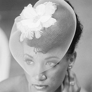 Gelinler İçin Şapka Modelleri