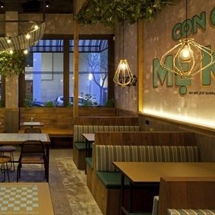 Giant Design'dan Mama's Buoi Restaurant