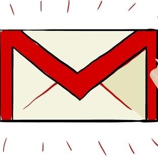 Gmail'de Gelen Mailleri Otomatik Etiketlendirme