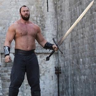GoT Dizisinin Dağ'ı Şimdi En Güçlü Viking!