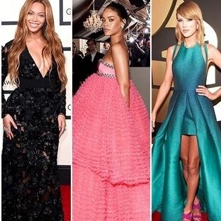 Grammy 2015 Ödülleri ve Kırmızı Halı
