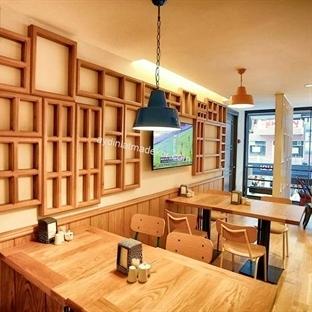 Hasan Akkuş Mimarlık'tan Samsun'da Çalıkuşu Cafe
