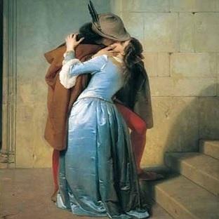 "Hayez'in ""The Kiss"" tablosu ve romantizm"