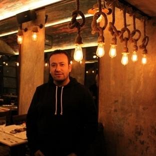 Hedef Atölye'den Taksim'de 'Elde Meze' Aydınlatma