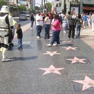 Hollywood Şöhretler Kaldırımı