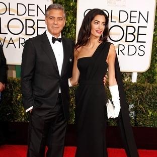 Amal Alamuddin'in stiline George Clooney etkisi