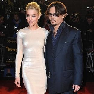 Hollywood'un stil sahibi çifti evlendi.