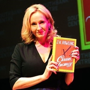 J.K. Rowling'in Boş Koltuk'u Dizi Oluyor