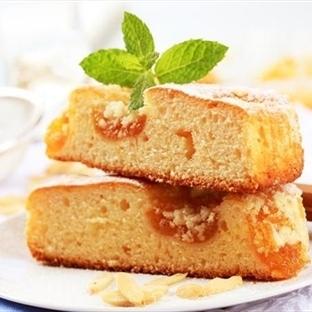 Kahveli Kayısılı Kek Tarifi