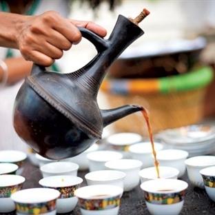 Kahvenin Keşfinin Hikayesi