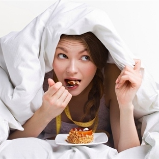 Kaliteli uyku için iyi beslenin