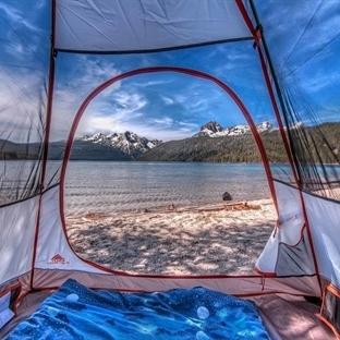 Kamp hevesinizi artıracak 25 çadır manzarası