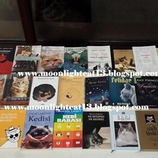 Kedili Kitaplarım