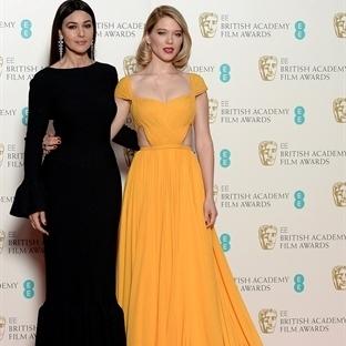 Kırmızı Halı'da ünlüler - BAFTA 2015