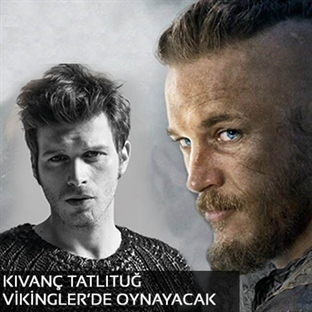 Kıvanç Tatlıtuğ Vikingler'de Oynayacak