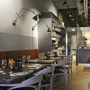 Koncept Stockholm'den Djursholm'de Yolo Restaurant