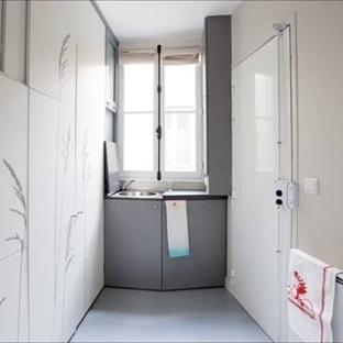 Küçük bir oda nasıl verimli kullanılır?