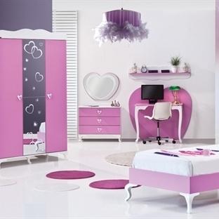 İlginç Genç Odası Dekorasyonları