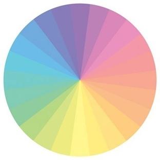 İlkbahar-Yaz Her Şey Pastel Renk