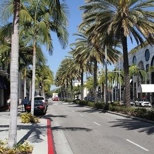 Los Angeles Beverly Hills'de Gezilecek Yerler
