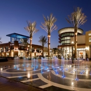 Los Angeles'da Alışveriş