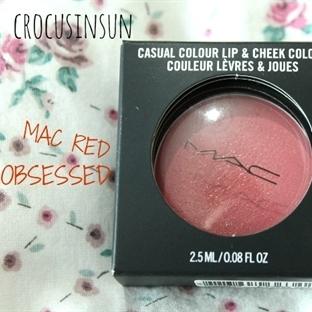 Mac Casual Colour Lip&Cheek
