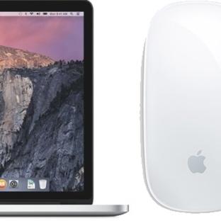 MacBook, Magic Mouse ve TrackPad için Touch ID