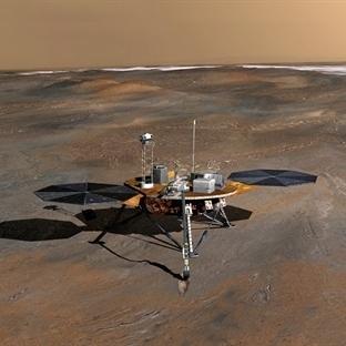Mars'a Gönderilen Uzay Araçları