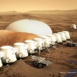 Mars İçin Son 100 Aday