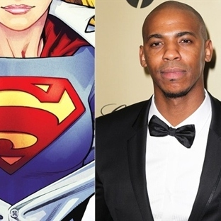 "Mehcad Brooks ""Supergirl"" Projesine Katıldı"
