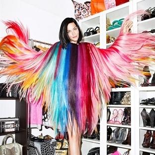 Modern ve cool bir ikon: Leigh Lezark