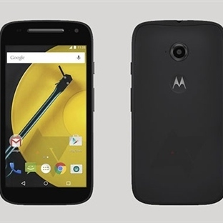 Moto E 2015 Motorola ile Duyuruldu